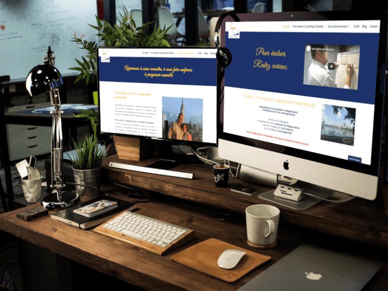 Site client