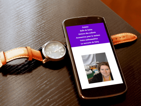 Offre EasyShop version mobile